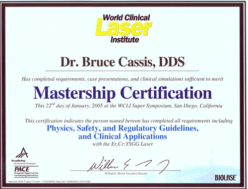 Awards - Cassis Dental Center